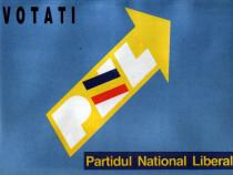 Afiş de colecţie PNL 1990 votaţi...