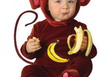 Costum pentru serbari si petreceri-Maimutica