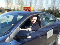 Instructor auto autorizat cat. B -Scoala de soferi Bucuresti