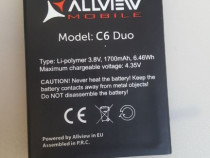 Baterie allview c6 duo