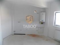 Apartament nemobilat 2 camere in Calea Cisnadiei de 46 mp