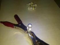 LED W5W cu 5 SMD - 5 buc