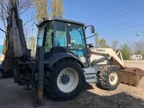 Buldoexcavator Terex,Servicii Excavații, Demolari,Piconat
