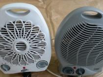 Doua aeroterme pentru caldura si ventilatie aer