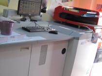 Agfa Dlab 1 minilaborator foto si 9 casete hartie foto