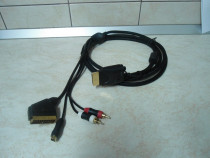 Cablu Hama, Xbox 360 cu scart, S - video , 2 RCA