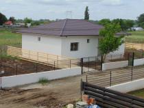 Casa cu 4 camere 2 bai terasa beci 2018 finisaje sabareni