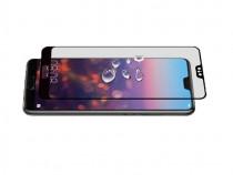 Folie Sticla Tempered Glass Huawei P20 Pro 2D Full Glue Blac