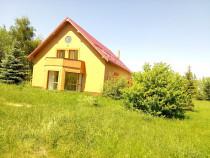 Vila / Pensiune in Gura Raului cu 2700mp teren