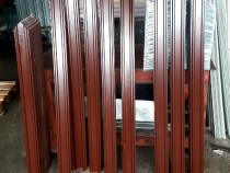 Sipca de gard colorata si zincata