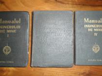 Cărți inginerie minieră