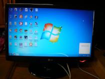 "Monitor LCD 22""/56cm LG full HD,wide16:9"