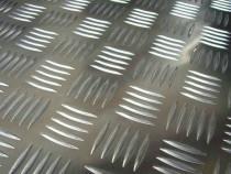 Tabla aluminiu striata 1.5x1250x2500mm Antiderapant Quintett