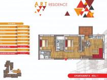 Metalurgiei - Mall Grand Arena , Apartament 3 camere