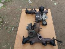Turbo/turbosuflanta/turbina vw passat 1.9 tdi 101 si 131 Cp