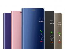 Husa flip Stand Mirror Huawei P10 lie