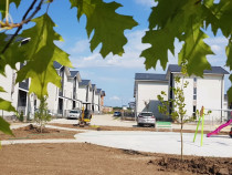 Otopeni City Gardens - ultimele 3 vile la 92.500 euro +tva