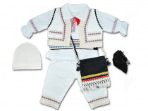 Costum national bebe | traditional baieti | popular copii