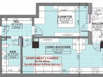 Apartament 2 camere Roua Residence - Moara de Vant