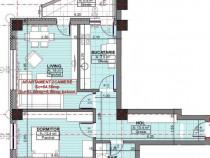 Apartament 2 camere decomandat Podul de Fier - Moara de Vant