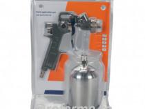 Pistol pentru vopsit, rezervor inox 750 ml