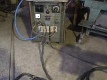 Aparat de sudură WIG-TIG. DC electrod