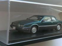 Macheta Buick Riviera 88 1988 - BOS Models noua, scara 1:43