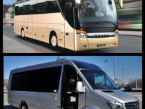 Transport persoane Munchen