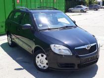 Škoda Fabia 1.4 benzina, an 2010, Import recent Germania