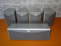 Boxe sateliti centru quadral maxi base , tsa 300 , 150w