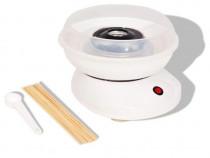 Mașină vată de zahăr 48W albă(50510)