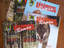 Lot 5 reviste Vanatorul Roman anul 2002 / C rev P2