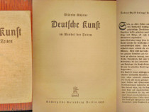 Album vechi Arta germana prin vremuri in schimbare.