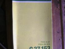 Filtru aer mann audi , seat , skoda , vw cod c37153
