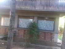 Vila+teren Bolintin Deal pe soseaua principala langa padure