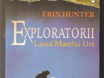 Erin Hunter-Lacul marelui urs