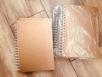Agenda B5 cu notite adezive repozitionabile