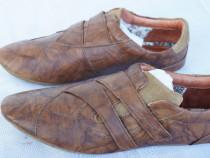 Pantofi sport Bugatti nr 40 din piele