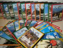 117 DVD-uri DeAgostini În jurul lumii Originale RETAIL