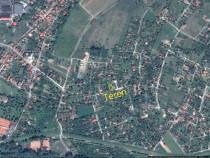 Teren 435 mp pe strada Bercu Rosu, Satu Mare