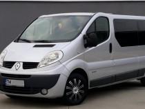 Renault Trafic Extra Lung 8+1-Locuri