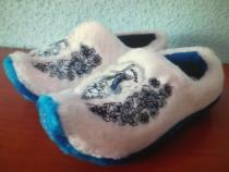 Papuci saboti casa Olanda deosebiti pentru copii