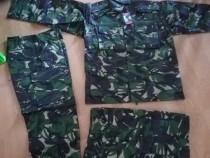 Ținută militară ristop camuflaj