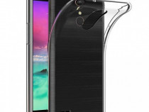 Husa telefon silicon lg k4 2017 clear ultra thin produs nou