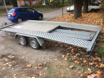Platforma remorca auto 2017
