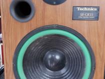 Boxe technics 140w din usa