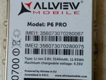 Baterie ALLVIEW P6 PRO , ca noua , acumulatori telefon