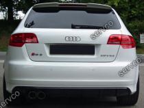 Prelungire eleron haion Audi A3 8P Coupe RS3 Sline 03-12 v3