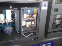 Compresor pe surub HERTZ NOU