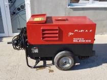 Generator cu aparat de sudură